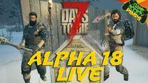 2019-10-04 7 days alpha 18 live