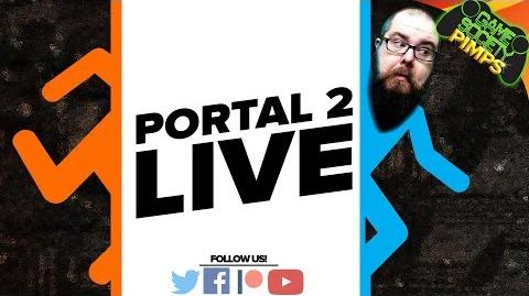 Portal 2 Emre's First Single Player Experience
