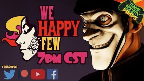 We Happy Few is Nightmare Fuel