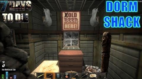 7 Days To Die - College Dorm Shack (E085) - GameSocietyPimps