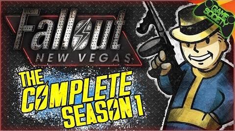 Fallout New Vegas REMASTERED Season 1 - Game Society