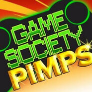 Game society pimps logo 2018