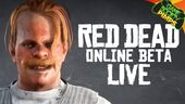 Red dead online live game society pimps