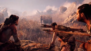 Far cry primal first