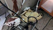 Cake pie incident