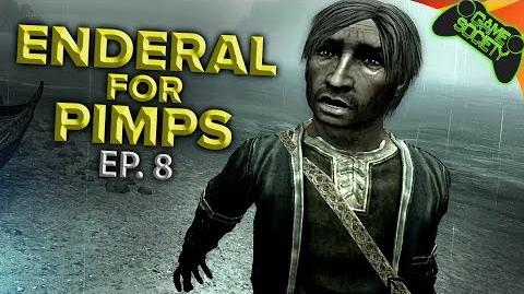 Skyrim for Pimps ENDERAL - Dude Gets Exploded (EP 08) - Game Society