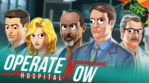 Dr Stoner - Operate Now Hospital - Game Society