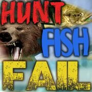 Hunt Fish Fail - Angry Hunter