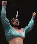 Aaron Sticky Licky WWE 2K19