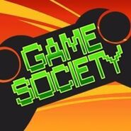 Game society logo