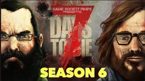7D2D Season 6 GEORGIE PORGIE PUDDING & FORT Remastered