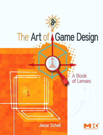 The Art Of Game Design A Book Of Lenses Game Studies Wiki Fandom