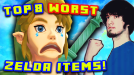 Top 8 WORST Zelda Items