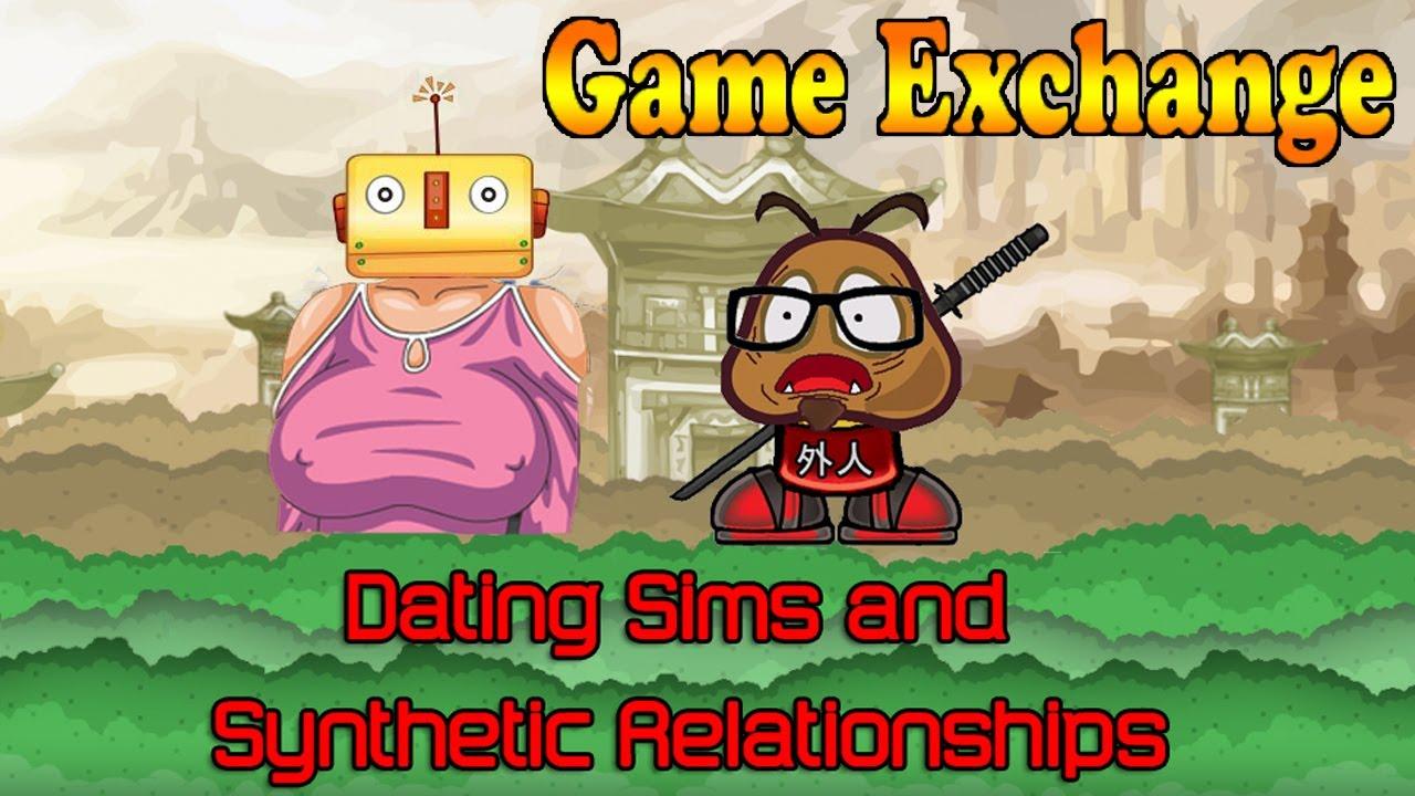 Upload gratis dating sims