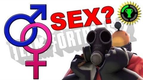 Game Theory The TF2 Pyro...Male or Female?