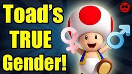 Is Toad Really Genderless