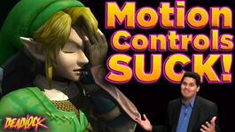 Zelda Do Motion Controls RUIN Gameplay