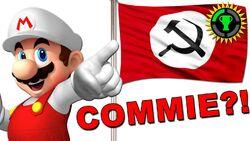 Mario is COMMUNIST