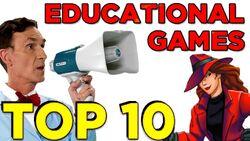 Top 10 Educational Games