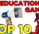 Game Theory's Top 10 Educational Games