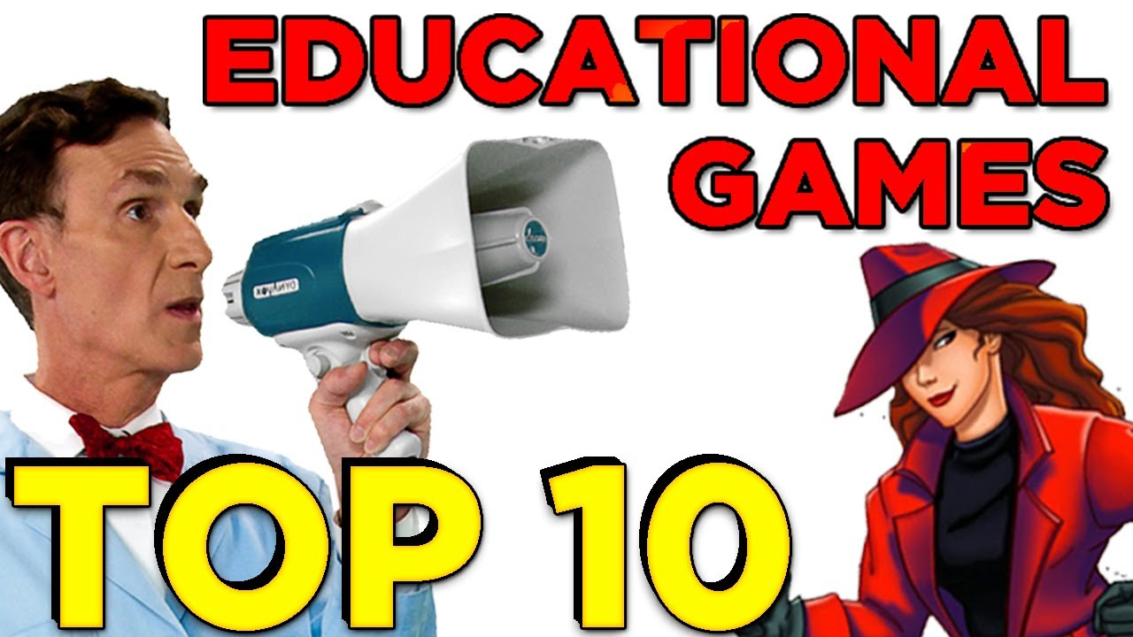 Image Top 10 Educational Gamesg The Game Theorists Wiki