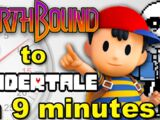 History of Earthbound: From MOTHER to UNDERTALE?