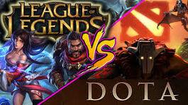 LoL vs. DOTA