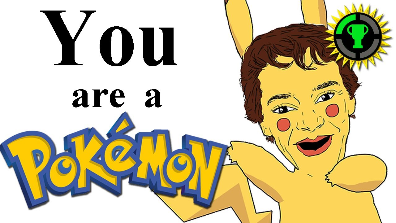 humans are pokemon the game theorists wiki fandom powered by wikia