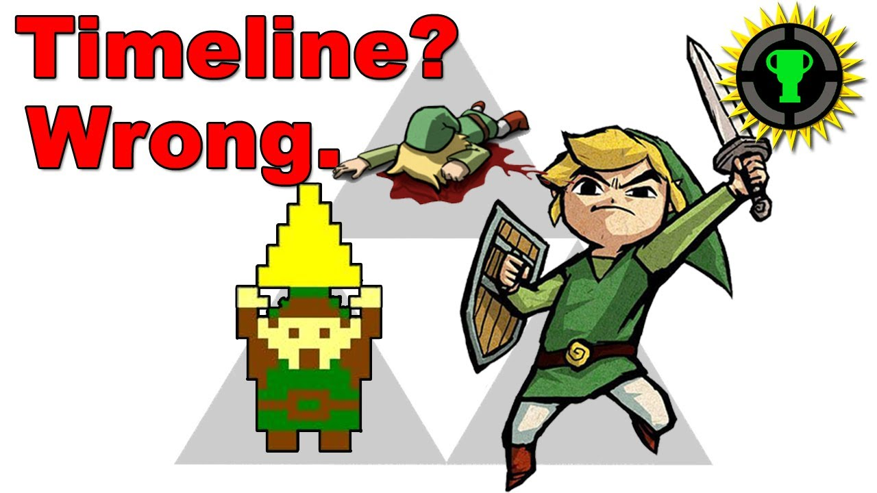 Why the Official Zelda Timeline is Wrong | The Game