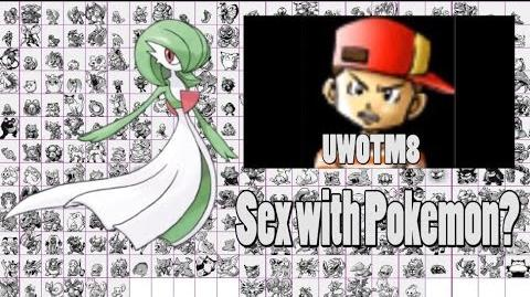 Pokemon Theory Trainers Have Sex With Their Pokemon?