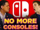 Should Nintendo STOP Making Consoles? (ft. Reggie from Nintendo)