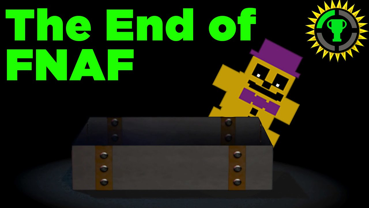 why fnaf will never end the game theorists wiki fandom powered