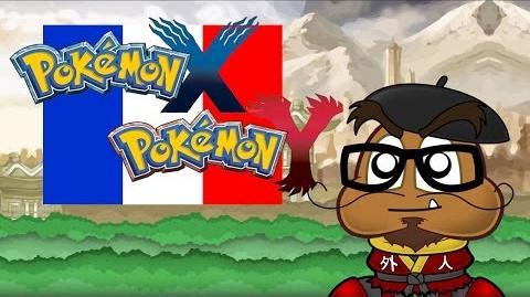 The Pokemon X and Y French Connection - Game Exchange