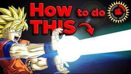 What IS the Dragon Ball Z Kamehameha Wave
