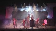 Dracula Opening Tableau