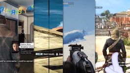 Assassin's Creed Universe screen