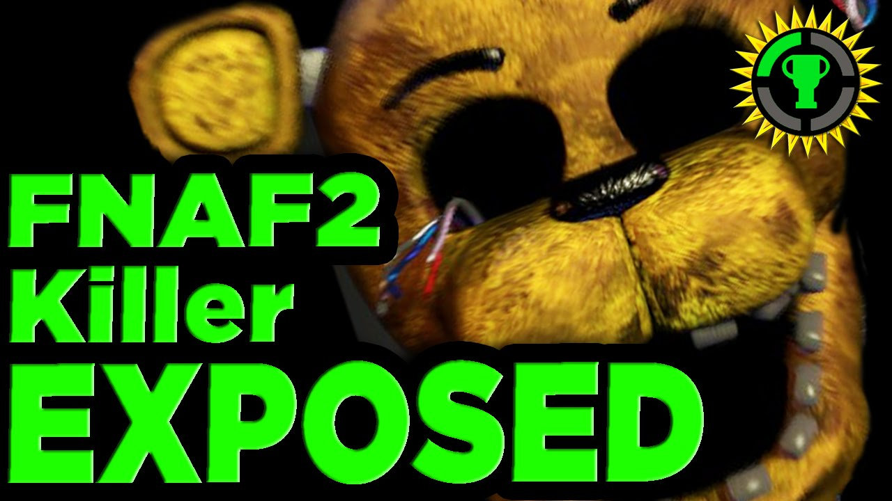 fnaf 2 gaming s scariest story solved the game theorists wiki