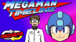 Decoding the Mega Man Timeline
