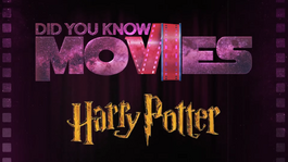 Harry Potter and The Magic of Movies screen