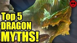 Top 5 DRAGON Myths from Dragon Nest | The Game Theorists