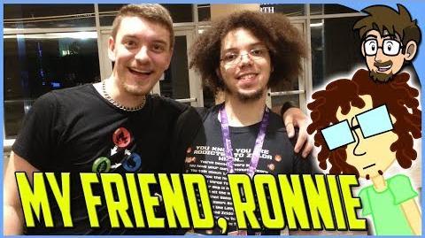 """My Friend, Ronnie """"Oni"""" Edwards"""