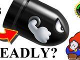 How Deadly is Super Mario's Bullet Bill?