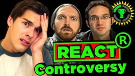 My Reaction to the Fine Bros React World Controversy