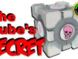 Portal's Companion Cube has a Dark Secret