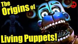 Origin of Deadly Puppets