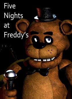 FNAF Steam cover