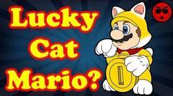 Cat Mario's Secret Meaning