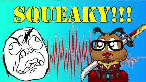 Why I Do Squeaky Voice