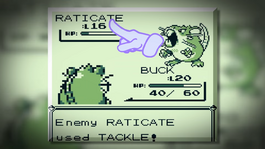 Solving Raticate's DEATH screenshot