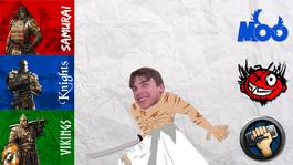 Who Would Win -- Samurai, Knight, or Viking? screen